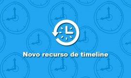 Imagem de Recurso Timeline adicionado no Fórum Seletronic