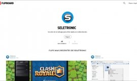 Imagem de Siga a Seletronic no Flipboard
