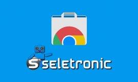 Imagem de Extensão do Chrome do Seu site de Tecnologia Seletronic disponível!