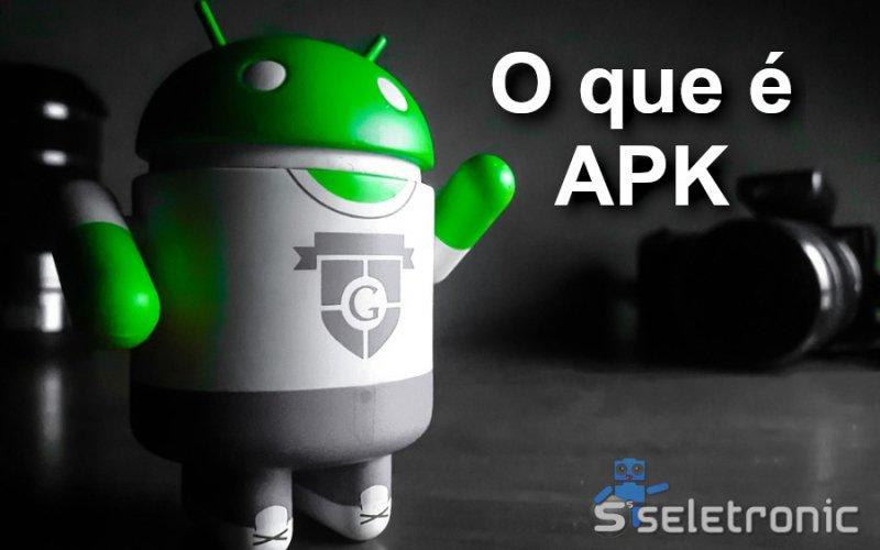 Imagem de O que é um arquivo APK?