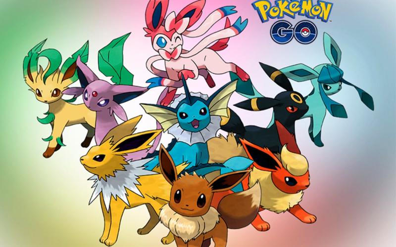 Imagem de Pokémon GO: Como escolher a evolução do Eevee: Nomes e novas evoluções