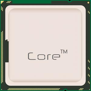imagem de processador sem marca