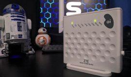 Imagem de Como trocar a senha do Modem Roteador WiFi ZTE H108N