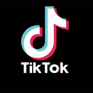 TikTok logo icone