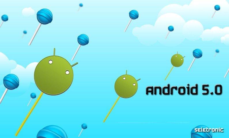 Imagem de Confira quem já esta recebendo o Android 5.0 lollipop