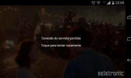 Imagem de Resolver Erro do Youtube : Conexão do servidor perdida toque para tentar novamente