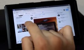 Imagem de Nintendo Switch – Hacker desbloqueia e roda interface gráfica do Linux