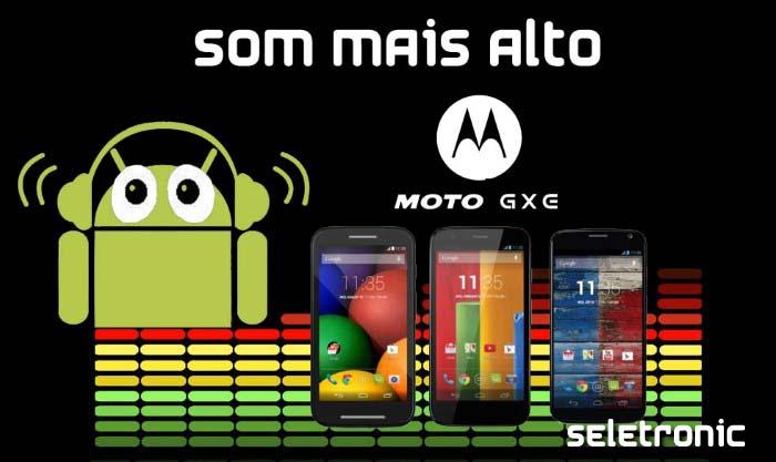 Imagem de Como melhorar o som do Moto G, Moto E e Moto X
