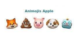 Imagem de Iphone X Animoji : recurso de emojis animados da Apple