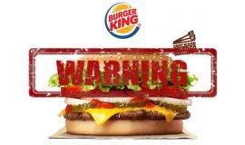 Imagem de Falsa promoção envolvendo o nome do Burger King volta atacar no WhatsApp