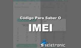 Imagem de Código para saber o IMEI do celular