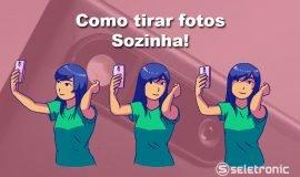Imagem de Selfie Alone: ideias de fotos criativas sozinha!