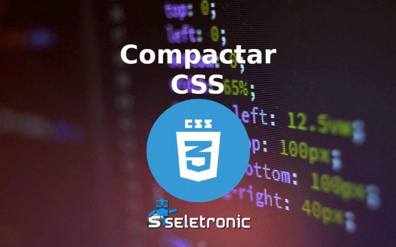 Imagem de Como compactar seu CSS e deixar seu site muito mais rápido!