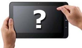 Imagem de Como escolher um Tablet?