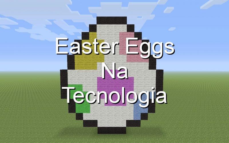 Imagem de O que é Easter Egg?