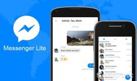 Imagem de Facebook Messenger ganha versão Lite super leve do app para celulares básicos