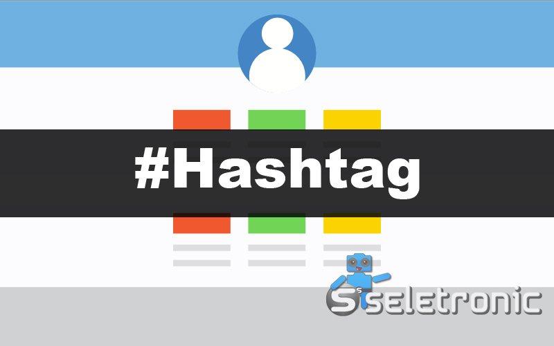 Imagem de O que é Hashtag?