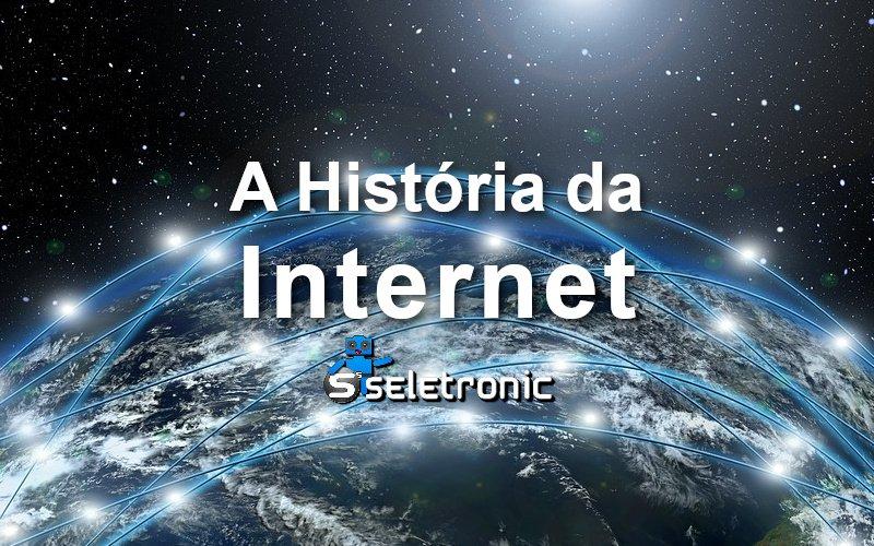 Imagem de A Historia da internet