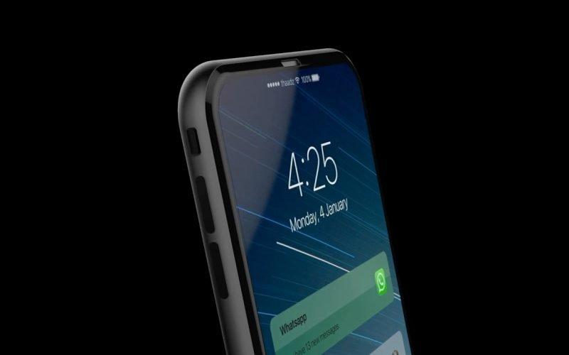 Imagem de Novo Iphone 8 tem um preço escandaloso