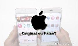 """Imagem de Veja como saber se um iPhone é original ou falso """"replica"""""""