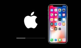 Imagem de iPhone X com problemas no frio é Software segundo a Apple