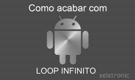 Imagem de Android travando na tela inicial – O que fazer?