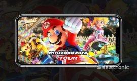 Imagem de Mario Kart Tour será o novo jogo de celular do Mario oficial da Nintendo