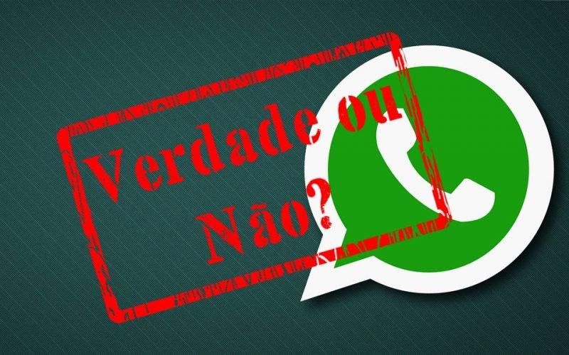 Imagem de Como saber se uma mensagem no Whatsapp é verdadeira ou falsa?