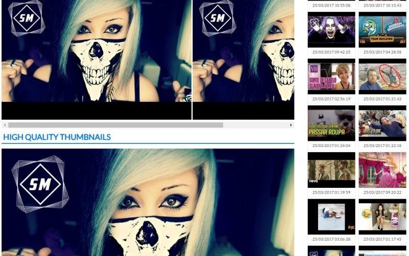 Imagem de Como baixar miniaturas de imagens de vídeos do YouTube (Capas)