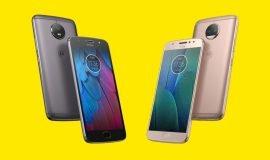 Imagem de Conheça os novos Motorolas Moto G5S e Moto G5S Plus