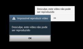 Imagem de Solução para : Não é possível reproduzir o vídeo no Android