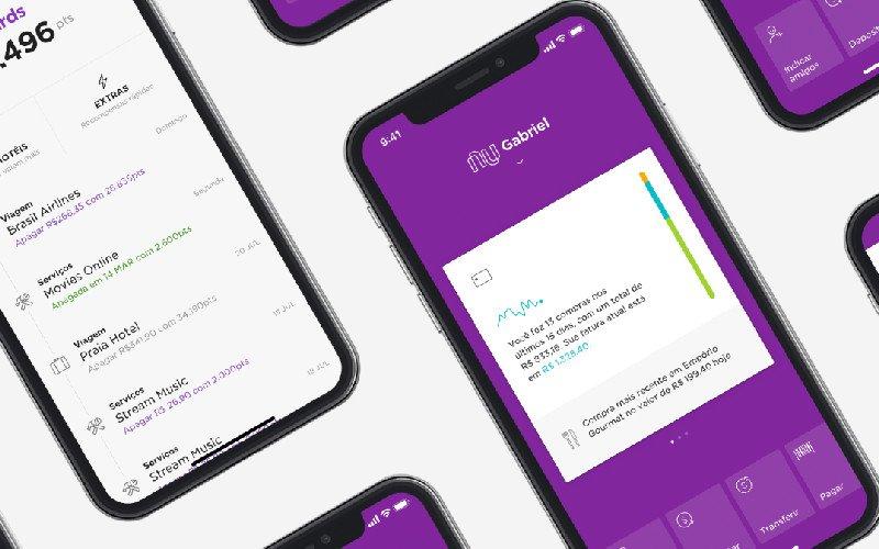 Imagem de Aplicativo do Nubank está de cara nova para melhorar sua experiência