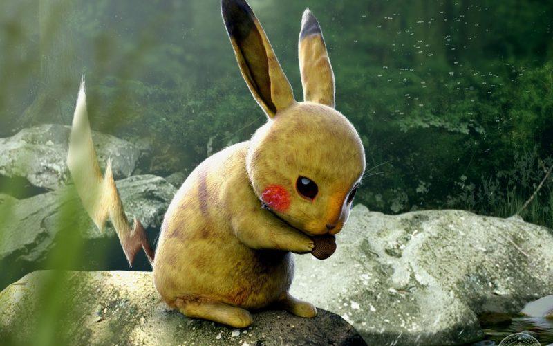 Imagem de Artista mostra como seriam os Pokémons na vida real