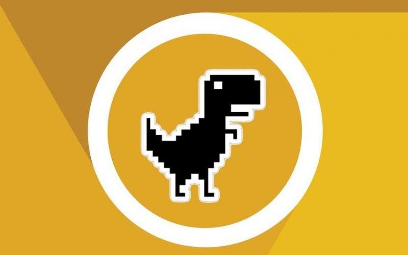 Imagem de Porque o Google Chrome tem o jogo do T-Rex?