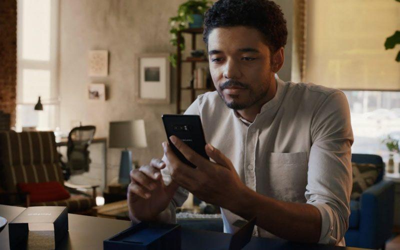 Imagem de Samsung zoa pesado com a Apple em comercial comparativo!