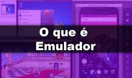 Imagem de O que é Emulador?