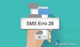 Imagem de Corrigindo erro para enviar SMS inclusive o Erro 28 e outros