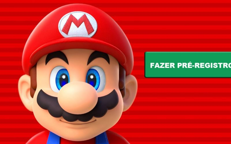 Imagem de Mario Run está disponível para registro de Download para Android!