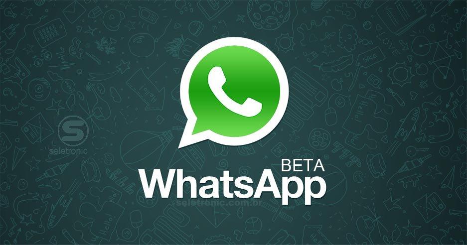 Imagem de Aprenda como baixar o Whatsapp Beta para testes no Android