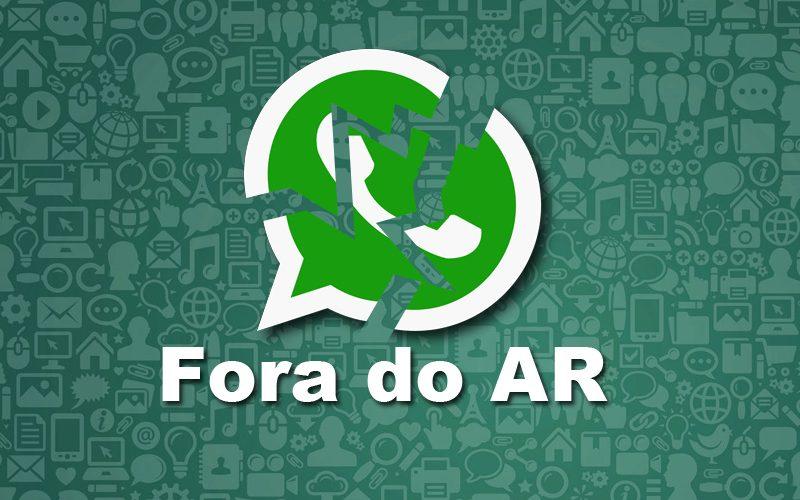 Imagem de Whatsapp fica fora do ar no Brasil! (quarta feira dia 3 de maio de 2017)