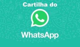 Imagem de Cartilha com infográfico do Whatsapp da dicas de como não cai em mentiras no App!