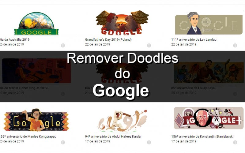 Imagem de Como remover Doodles do Google Chrome no PC