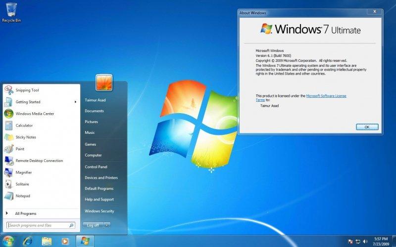 Imagem de Suporte e atualizações do Windows 7 acaba em 2020