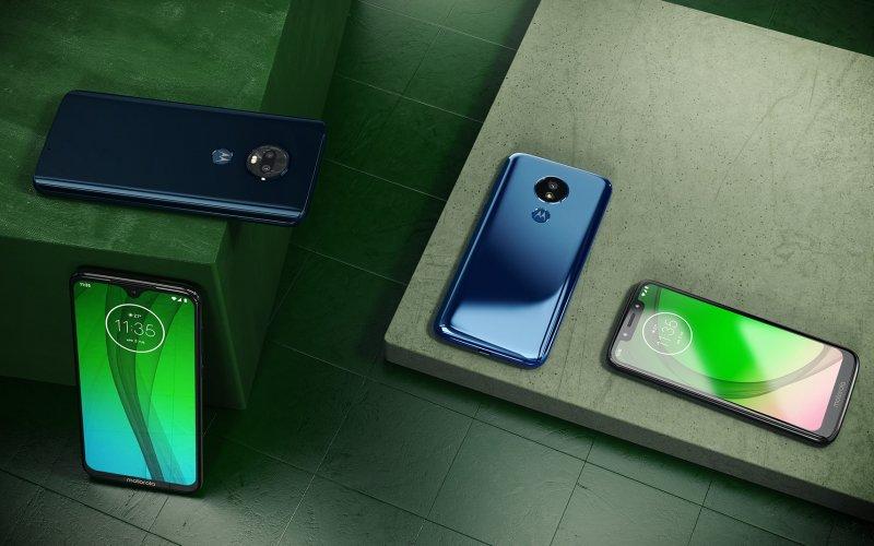 Imagem de Confira a mais recente linha da Motorola – família Moto G7