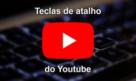 Imagem de 20 teclas de Atalho do Youtube para você dominar o Player