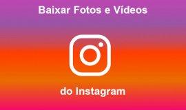 Imagem de Como baixar fotos e vídeos do Instagram com o GB Instagram