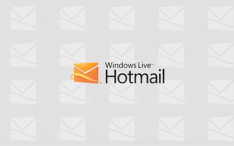 Imagem de Hotmail Entrar: Hotmail ainda é mais procurado ao invés de Outlook