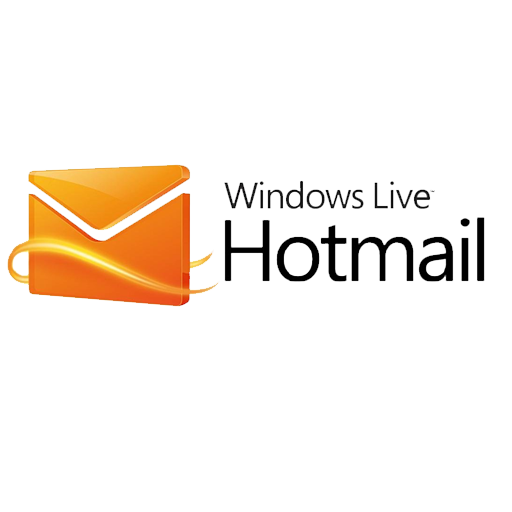 Hotmail logo icone png transparente