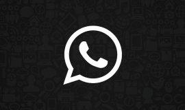 Imagem de Modo escuro do WhatsApp está chegando ao Android