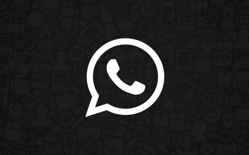 Imagem de Whatsapp lança o esperado tema escuro em versão beta!